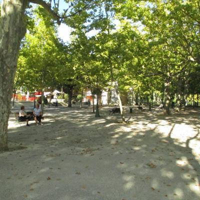 Parc petanque 2