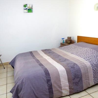 Coté chambre Appart n°1 RDC