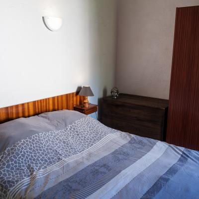 Coté chambre Appart n°10 au 1er étage