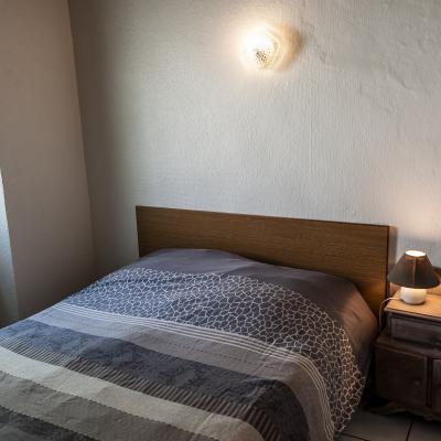 Coté chambre Appart n°11 au 1er étage