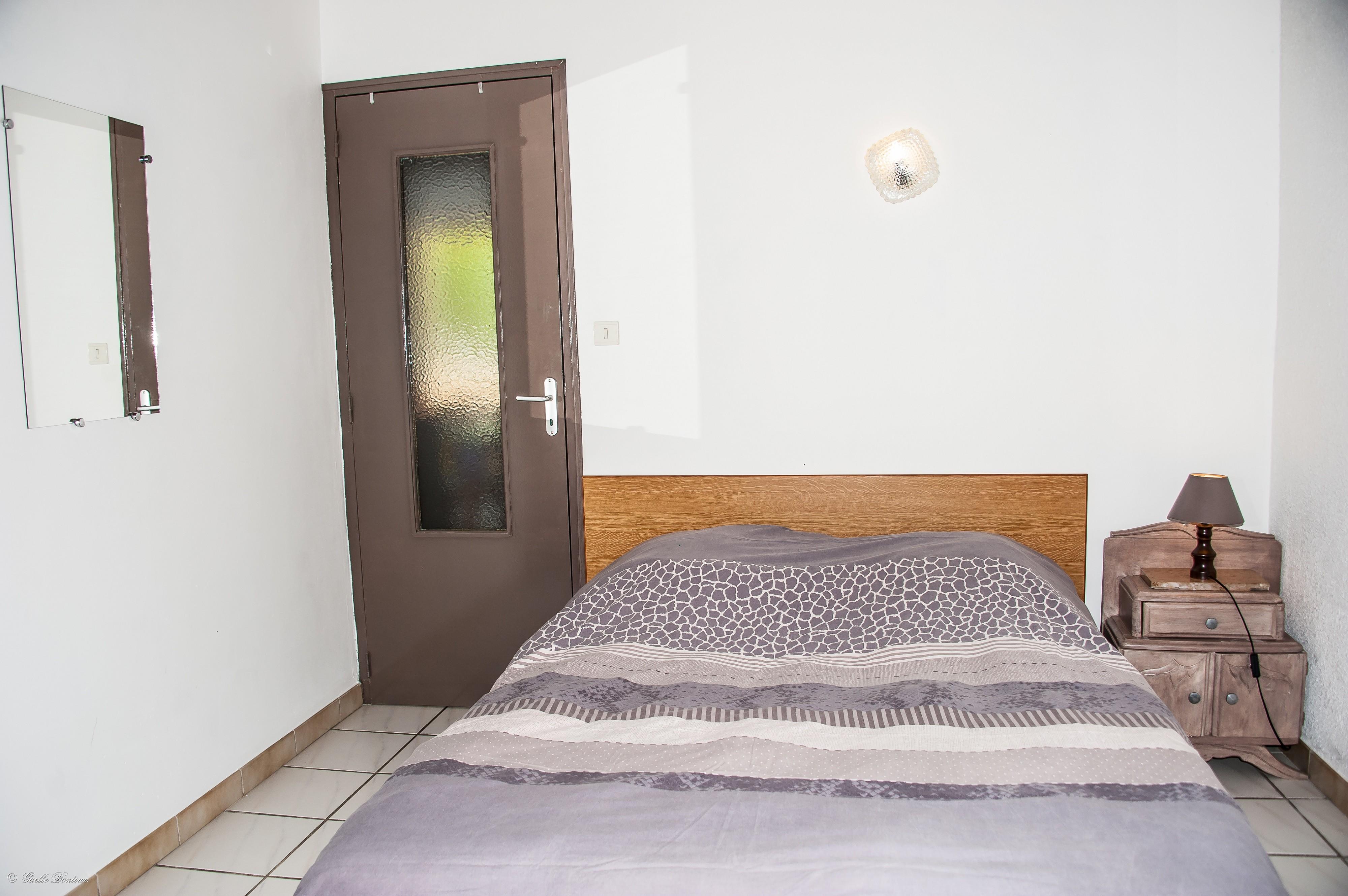 Coté chambre Appart n°8 au 1er étage