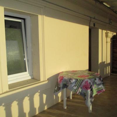 Appartement n°3 rdc 1 chambre 1 clic clac