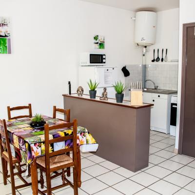Appartement n°7  étage - 1 chambre 2 clic clac