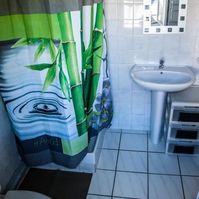 Salle de bain Appart n°10 au 1er étage