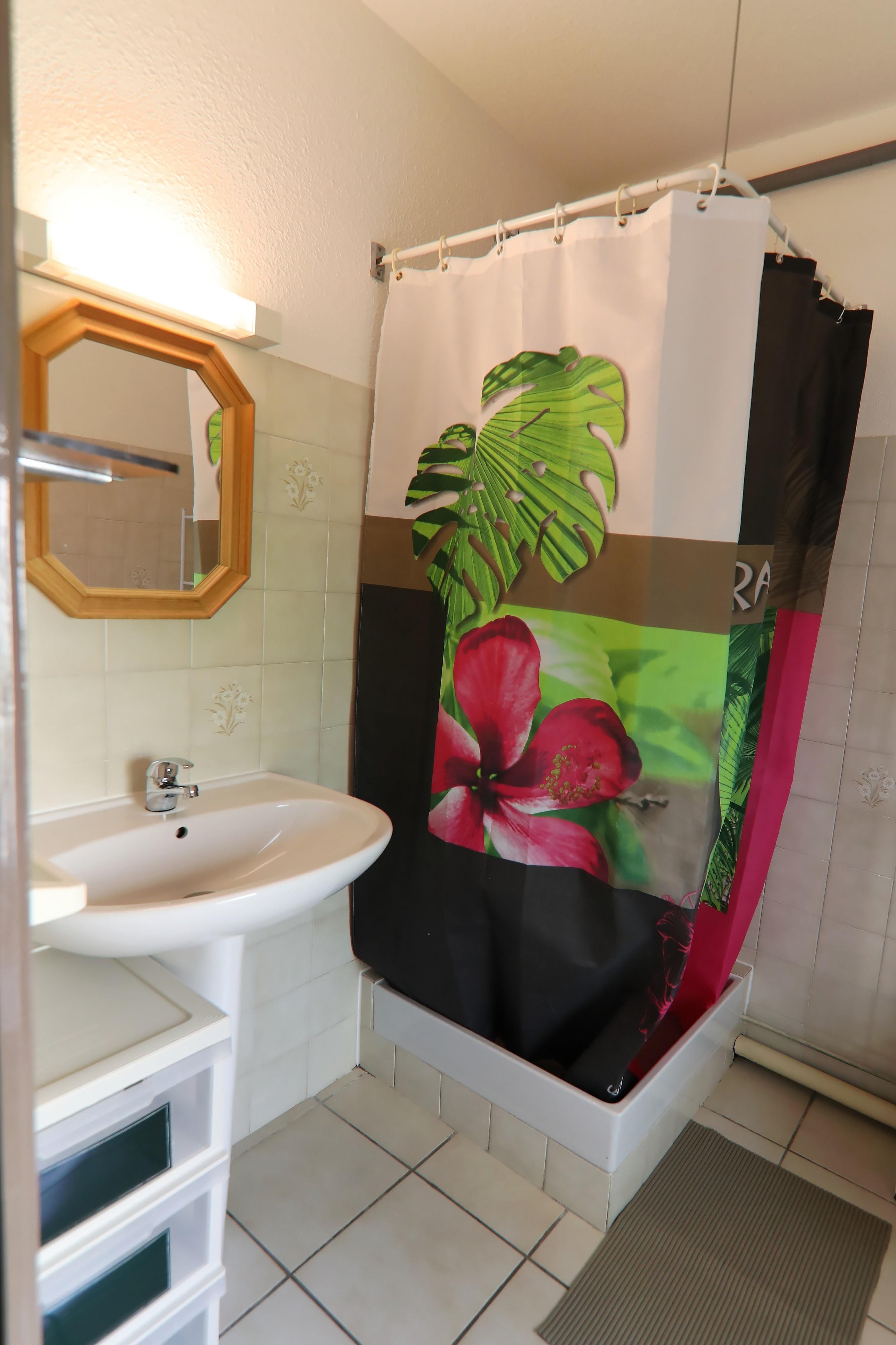 Salle de bain Appart n°5 RDC