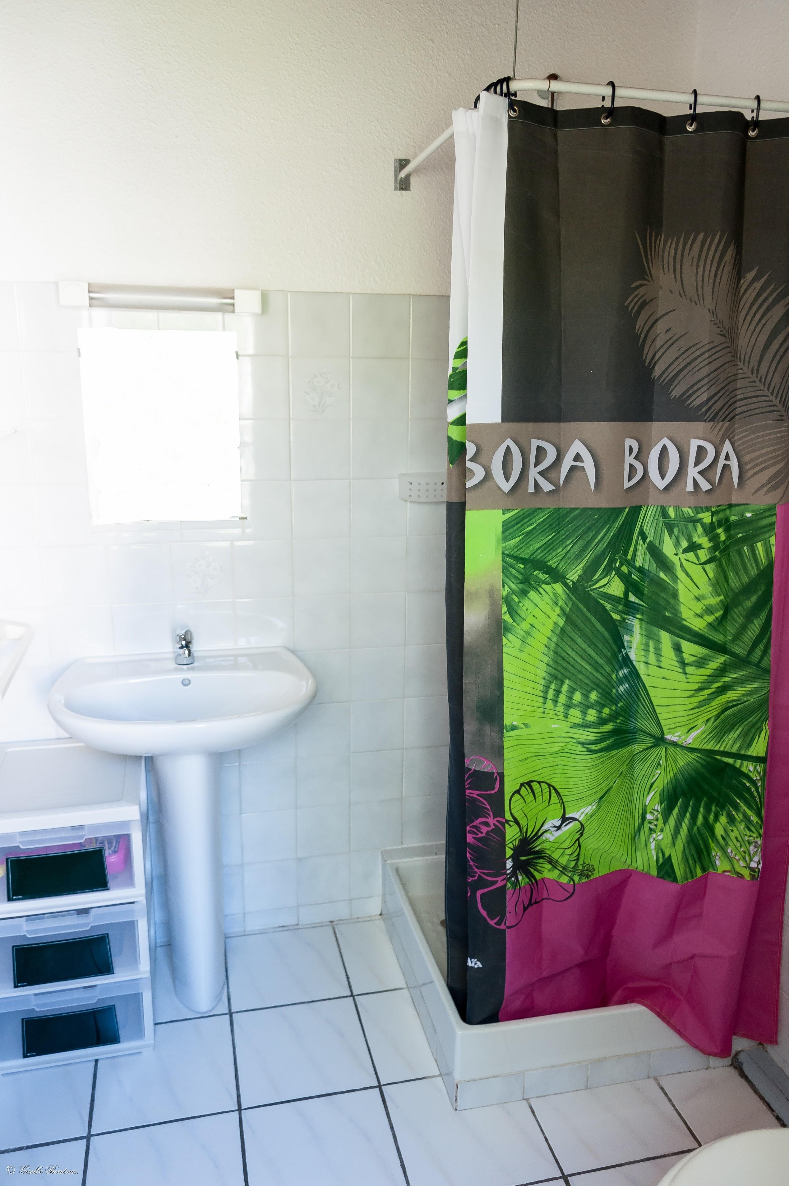 Salle de bain Appart n°9 au 1er étage