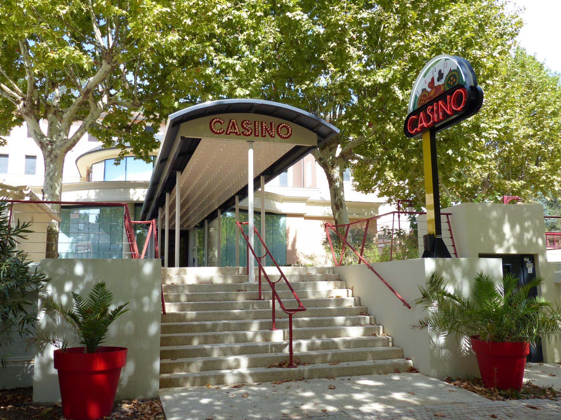 Le Casino des Fumades